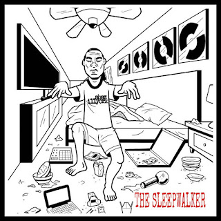 Shaz Illyork - The Sleepwalker (The Wide Awake Prequel) (2017) - Album Download, Itunes Cover, Official Cover, Album CD Cover Art, Tracklist