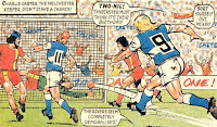 Talbot makes it 2-0  to Tynecaster vs Rovers in 1978