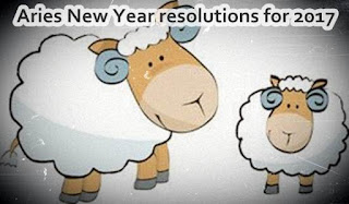 Aries New Year good resolutions for 2017