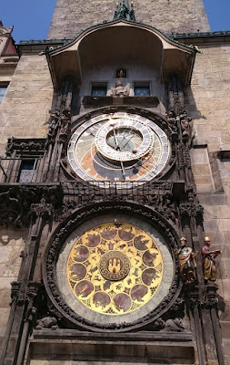 Image of Prague Astronomical Clock