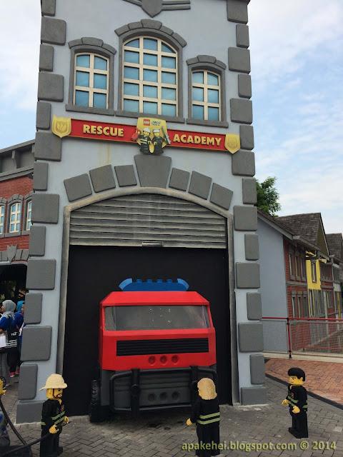 Legoland - Rescue Academy