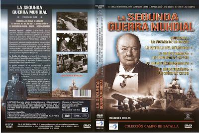 Carátula - Colección Campo de Batalla - DVD 2