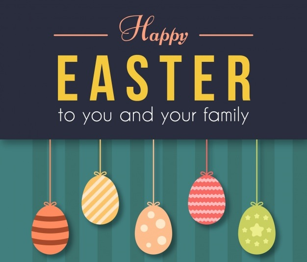 Happy Easter 2017 SMS