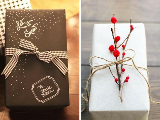 12 Gorgeous Ways to Wrap Gifts 33