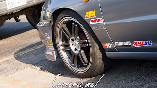 Acura Integra wheel