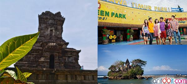 Malang merupakan tempat wisata terbaik