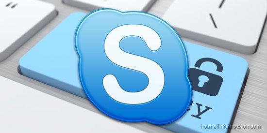 datos personales en Skype