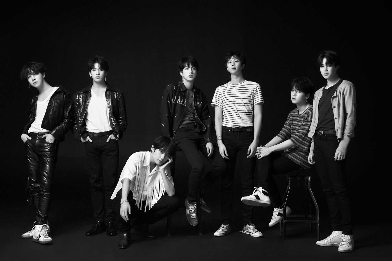 BTS - Fake Love Lyrics (Han, Rom, English, Indonesia