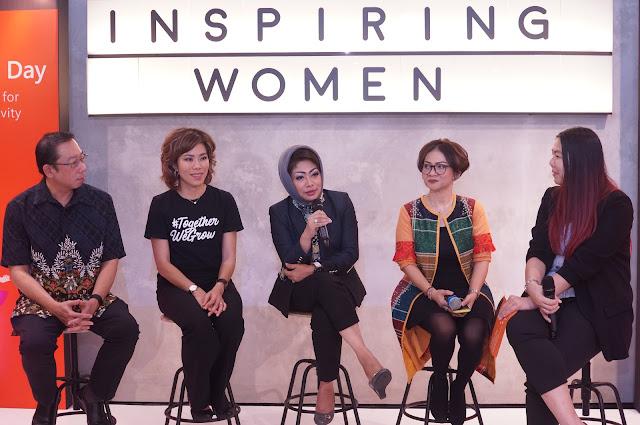 Saat Microsoft Merangkul Perempuan Indonesia