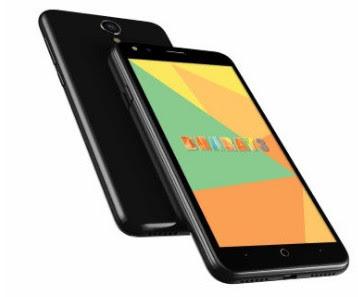Ponsel Micromax Bharat 4 4G Harga 1 Jutaan