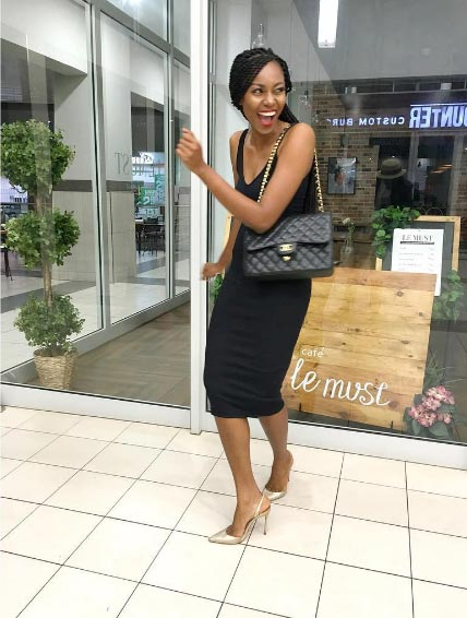 Yvonne Nelson steps out braless for a movie premiere in Ghana