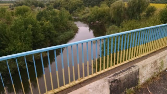 мост через Волчью