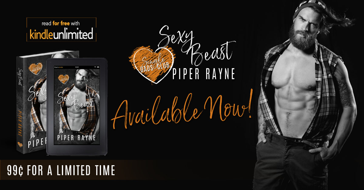 Up Til Dawn Book Blog Review Release Blitz Sexy Beast By Piper