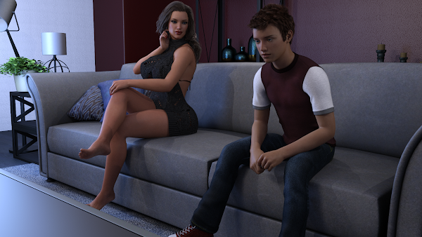 Staying With Aunt Katie [v1.0] Sid Valentine