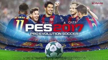 Download PES 2017 APK Pro Evolution Soccer Android Terbaru