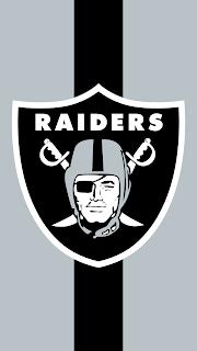 Wallpaper do Oakland Raiders para celular Android e Iphone de gratis