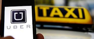 """تطبيق """"Uber"""" غير قانوني في المغرب !"""