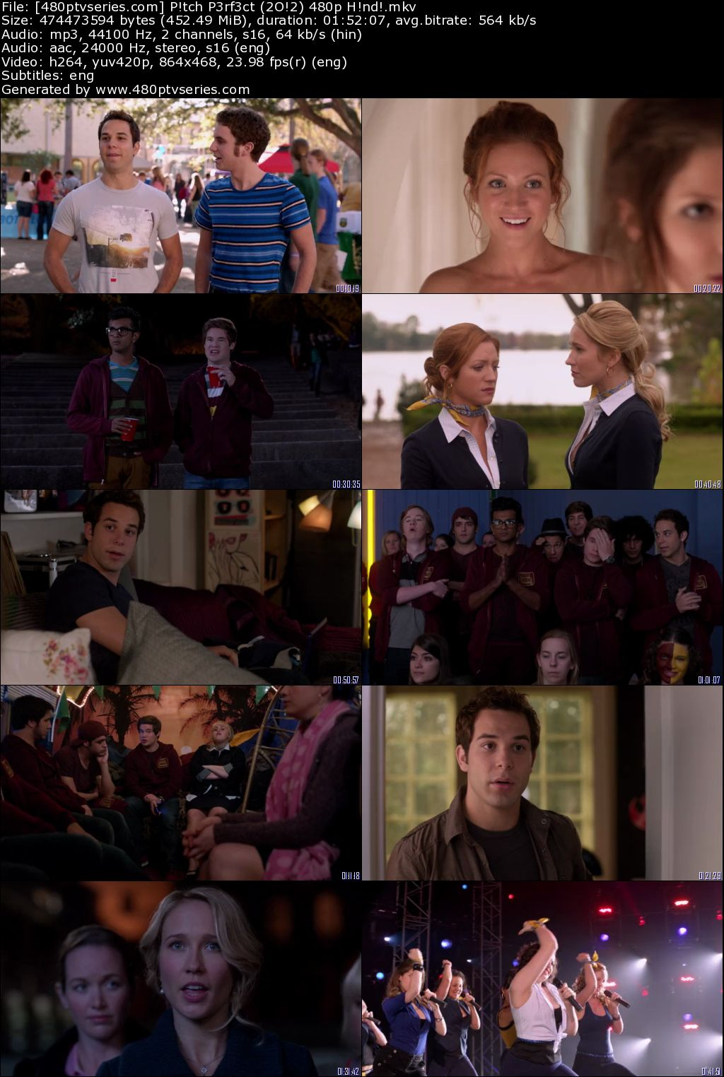 Pitch Perfect Full Movie Online Free German