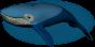 deco whale rescue mama happy anim SW PKDX - Materiais para as Baleias livre de algas no CityVille!