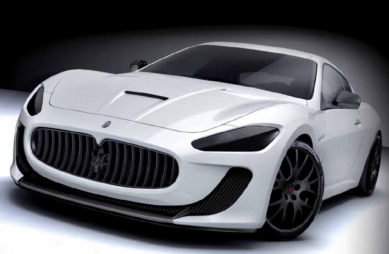 Maserati GranTurismo Car Images And Price:1.79 Crore