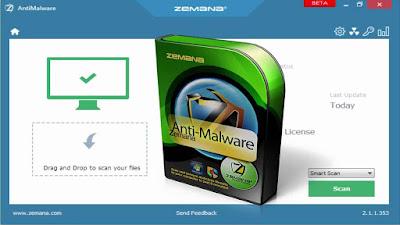 โหลด ZEMANA ANTIMALWARE 2.5 FULL ตัวเต็ม Crack