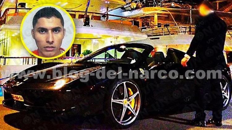 Chino Ántrax, el narco que se sentía James Bond