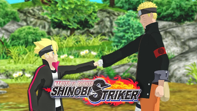 Download Naruto To Boruto Shinobi Striker Full Version