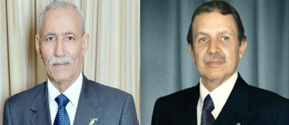 الرئيس الصحراوي يهنئ نظيره الجزائري بمناسبة الذكرى الـ 56 لاستقلال الجزائر