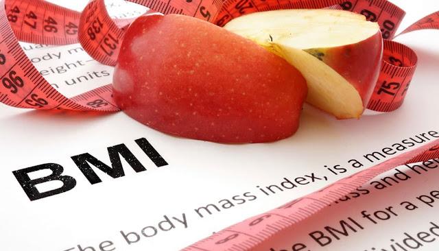 اداة حساب مؤشر كتلة الجسم BMI