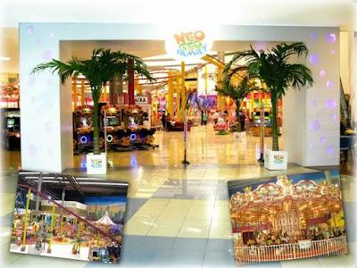 NeoGeo Family Internacional Shopping Guarulhos