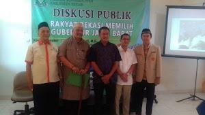 PD Pemuda Muhammadiyah Bekasi Sukses Adakan Diskusi Publik