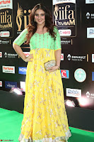 Sridevi Telugu Actressi in green Yellow Anarkali Dress at IIFA Utsavam Awards 043.JPG
