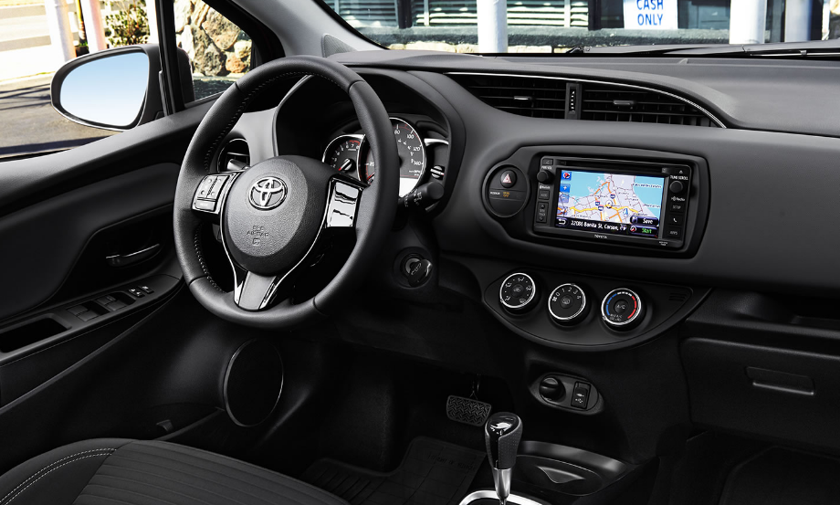 Toyota Yaris 2017 Review USA