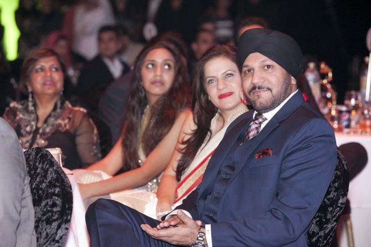 Harmeek and Tina Singh, Masala! Awards 2014 Inside Pics