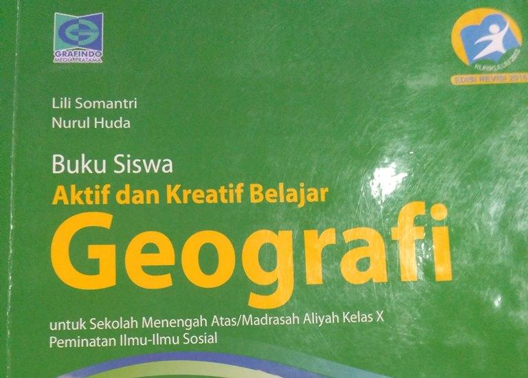 Kunci Jawaban Uji Kompetensi Geografi Kelas 10 Bab 2 Buku Grafindo Guru Geografi
