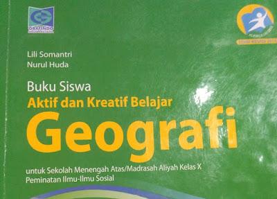 Kunci Jawaban Uji Kompetensi Geografi Kelas 10 Bab 2 Buku Grafindo