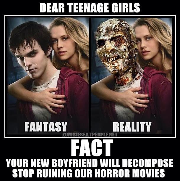 Horror Movie Love Memes Funny Sarah Smith