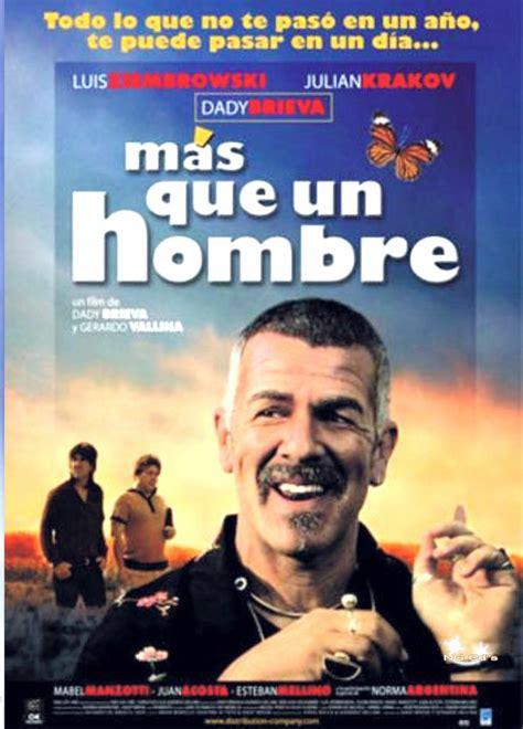 """VER ONLINE Y DESCARGAR PELÍCULA """"Más que un hombre"""""""