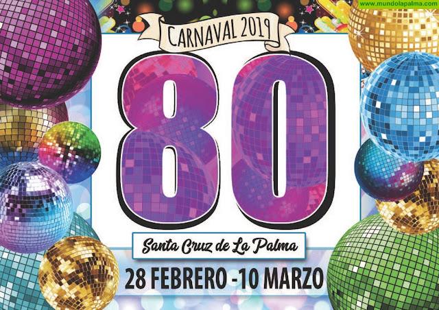 Programa Carnaval de Santa Cruz de La Palma 2019