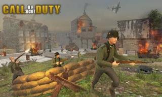 تحميل لعبة Call of Secret Duty v1.1.4 مهكرة  للاندرويد Apk