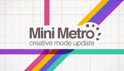 Mini Metro Apk + Mod Unlocked for Android Download