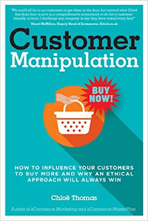 Customer Manipulation -  Ethical How to Business Book by Chloe Thomas