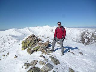 Cumbre del Cerrón (2.197 m)