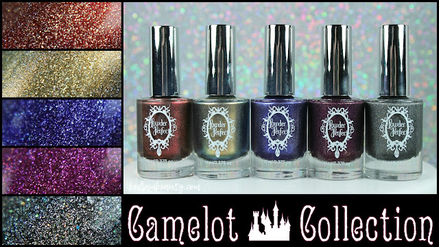 Powder Perfect Camelot Collection