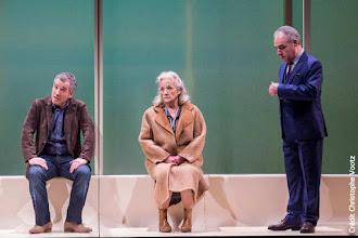 Théâtre : Votre maman de Jean-Claude Grumberg - Avec Catherine Hiegel, Bruno Putzulu - Théâtre de l'Atelier