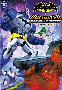 Watch Batman Unlimited: Mech vs. Mutants Online Free in HD