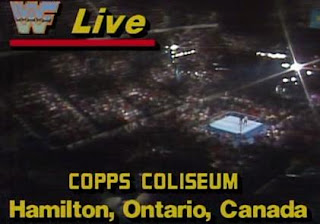 WWF / WWE ROYAL RUMBLE 1- LIVE AT COPPS COLISEUM