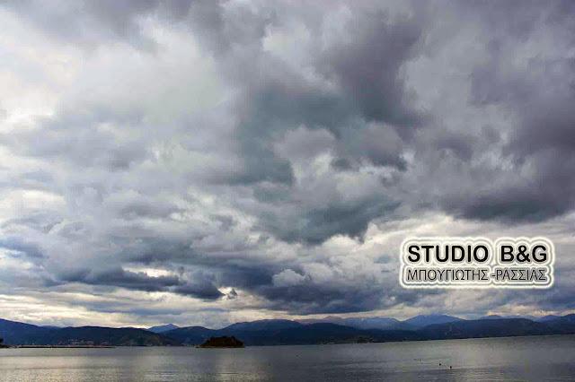 Γ. Καλλιάνος: Έρχονται καταιγίδες και χαλάζι το Σαββατοκύριακο