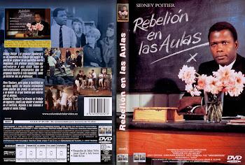 Carátula dvd: Rebelión en las aulas (1967) (Al mestro con cariño)