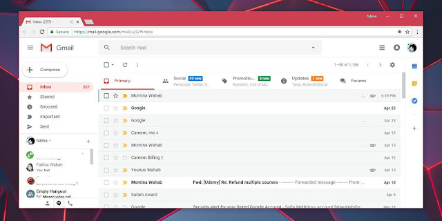 gmail attaching files